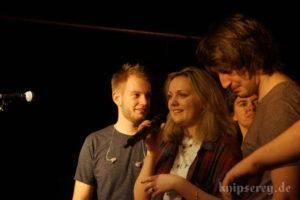 Die Gewinner des Local Heroes Finales 2016 in Bremen: Charlie Levin
