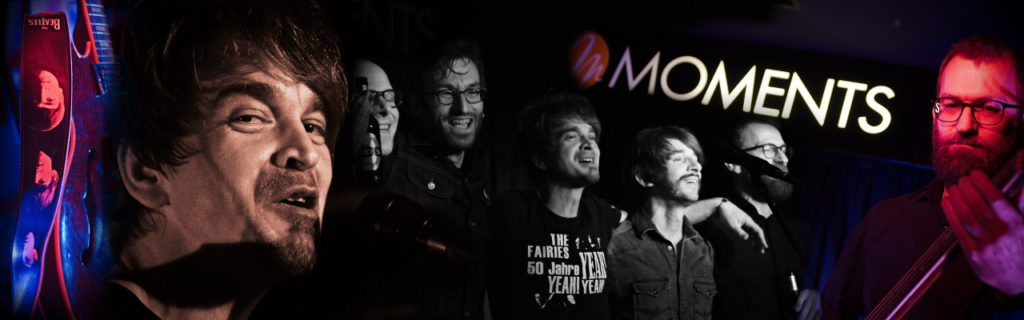[2016-12-03] The Fairies im Moments Musikclub Bremen