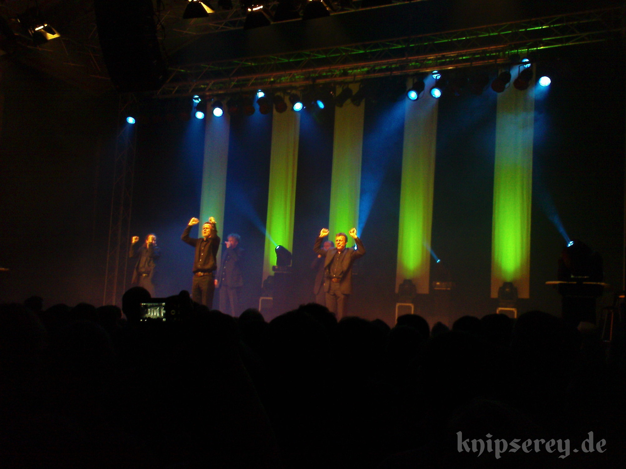 wise guys konzert