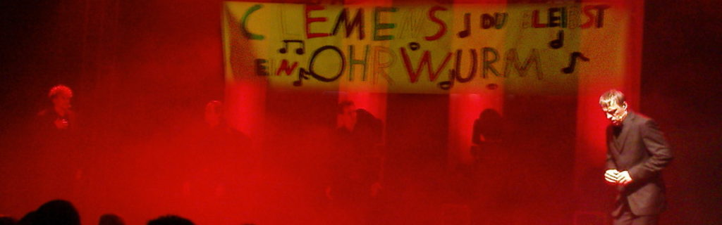 [2008-11-08] Wise Guys in Dresden - Abschied von Clemens