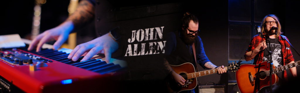 [2017-04-22] John Allen im Kulturzentrum Schlachthof Bremen