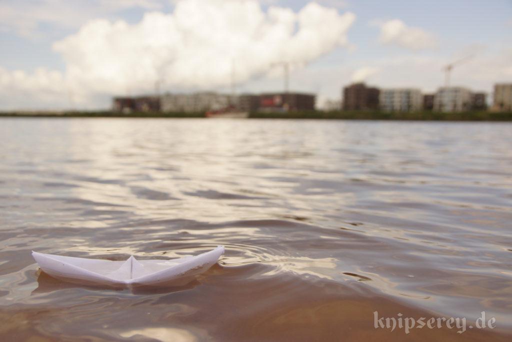 Fluß ohne Wiederkehr