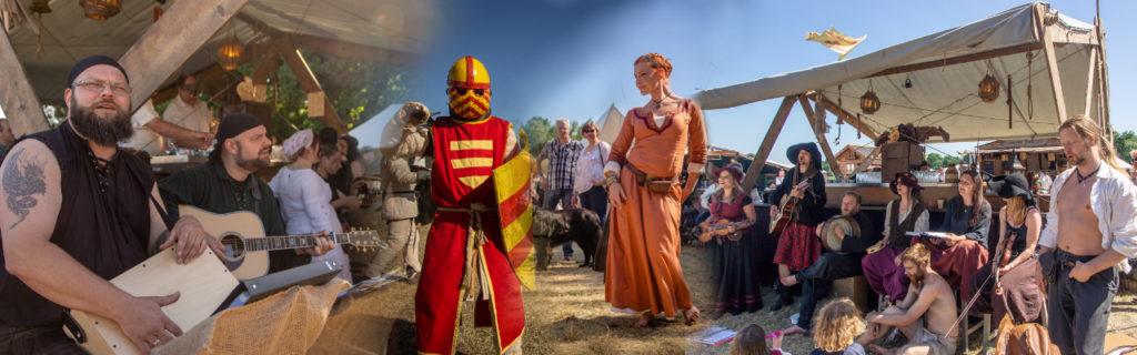 [2018-05-20] Mittelalterlich Marktgetümmel zu Ahlhorn