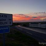 Auf dem Weg nach Doolin